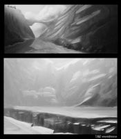Value Studies by ApneicMonkey