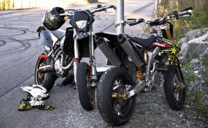 System Supermoto by bladedgee