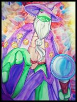Donnie the wizard by Rurim