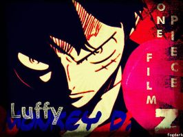 Luffy Film Z by fogdark