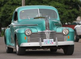 1941 Pontiac by finhead4ever