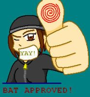 Bat Approved XD by BatchSan