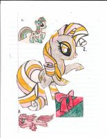 free pony adopt 5 (closed) by waterflamewerewolf