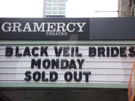 Black Veil Brides Sold Out by BVBArmy616