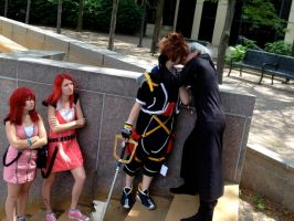 KH: Let the Fanfictions Commence! by VeneficusMagister