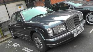 2000 Rolls Royce Silver Seraph by The-Transport-Guild