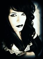 feeling Gothic by hellkitty3939