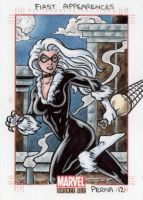 Black Cat - Bronze Age by tonyperna