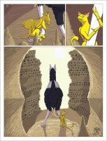 Gryphons Comic REVAMPED 3 by Oddstuffs