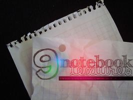 notebook textures by pxperwings