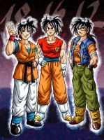 Son Gorin triple-verse by BK-81