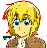 Armin Again! by RANDOM-drawer357