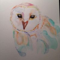 WhiteOwl by IndianaBatman