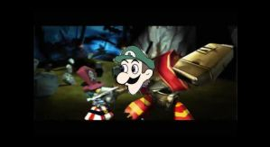 WEEGEE TIME by Queen-Koopa