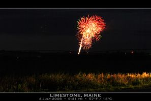 The Fireworks by PhotographyByIsh