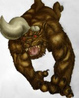 Berserk- Zodd by Mafer