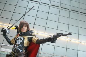Captain Harlock_00 by 2akakage2