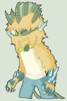 Pixel Volty  by FeralSonic