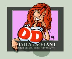 Molly DD demotivation poster by Gib-Pinups-And-Toons
