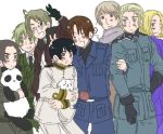 APH Allies and Axis by KiraYumi123
