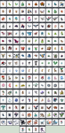 COMPLETED!!! My Unova Sprite Dex by KingOfThe-X-Roads