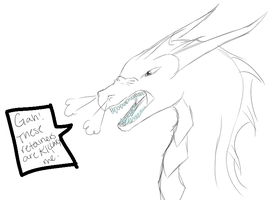 RETAINERS GAHHH by DragonLover4Ever