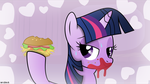 Long Time without eating a Burger by MrCbleck