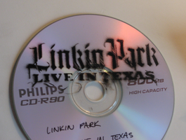 CD -- Linkin Park - LIT by InterSect