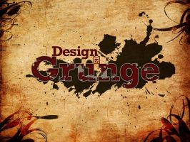 Design Is...Grunge by sthursby