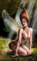 Sweet Faerie by MadameThenadier