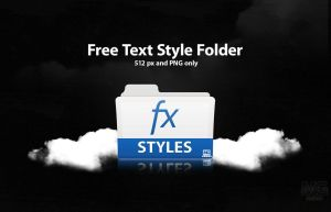 "Text Style ""ASL"" Folder by MGraphicDesign"