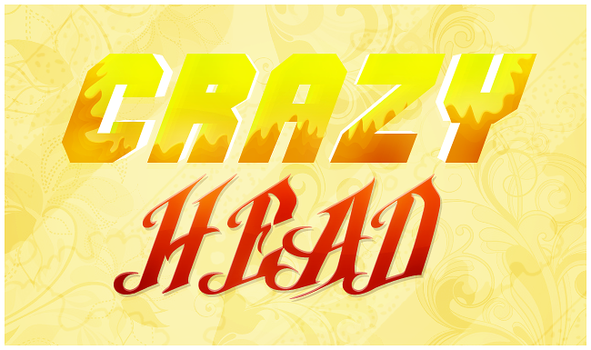 Crazy Head by Burned-Jack