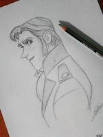 Prince Hans Sketch by GF by GFantasy92