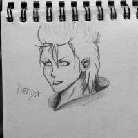 Demyx by simplexcalling