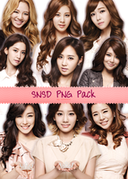 SNSD PNG Pack by casselina