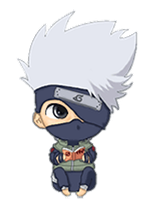 Kakashi Page Doll by mself882004