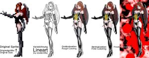 Succubus: Making of by Phead