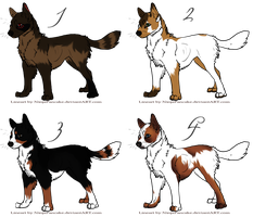 Canine Adopts: Closed by smudge-92