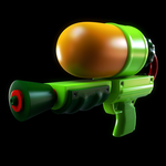 Splatoon Gun 3D Model by ShadowDragon22
