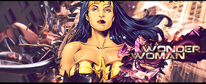 Wonder Woman Signature by X001S