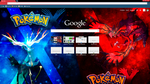 Pokemon X/Y Chrome theme by LiatLNS