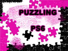 Puzzling ps6 brushes by stripedstockins