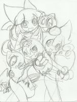 The team are here :D by Papiwolffox640