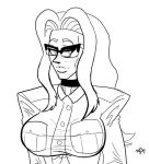 Val Bust Lines by Phantosanucca