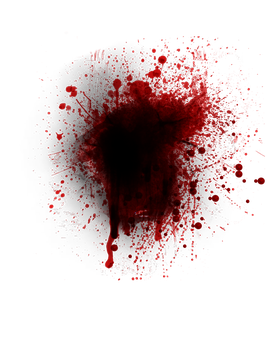 PNG BLOOD by Moonglowlilly
