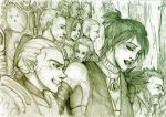 Deans party by Sanzo-Sinclaire