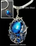 Frozed in time - Blue Version by aheadOftime