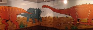 Mural Panorama View by gsilverfish