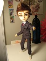 Doctor Who Custom Taeyang by Artemekiia