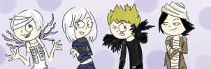 Shinigami Dress Up by MyNameIsSchmem